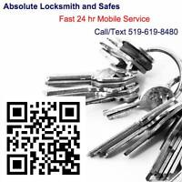 Certified and Licensed Locksmith