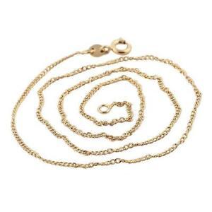 Gold Chain Women