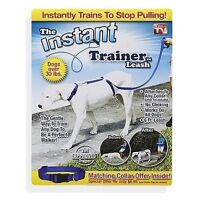 """Instant dog training leash """"no more pull"""""""