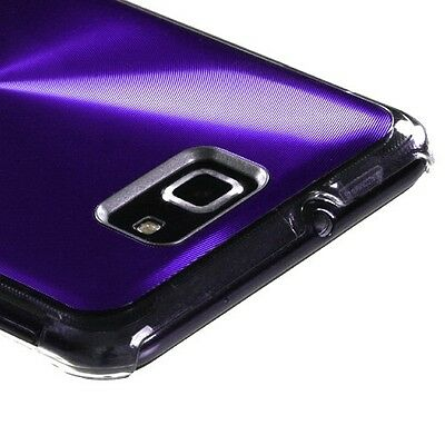 For Samsung Galaxy Note METAL COSMO Hard Protector Case Phone Cover -