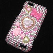 HTC One V Case Bling