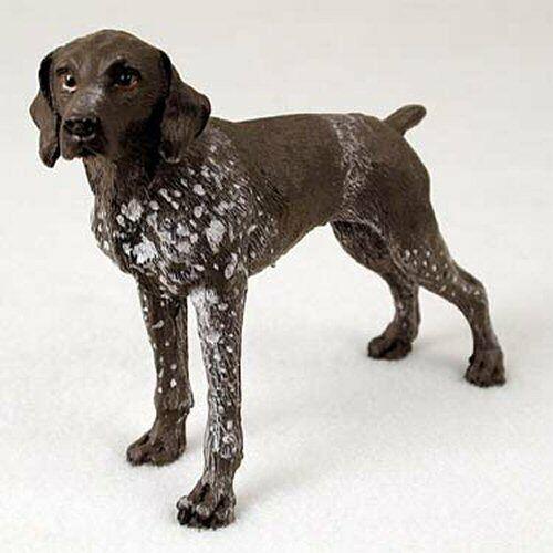 German Shorthaired Pointer Dog Figurine, Standard Size
