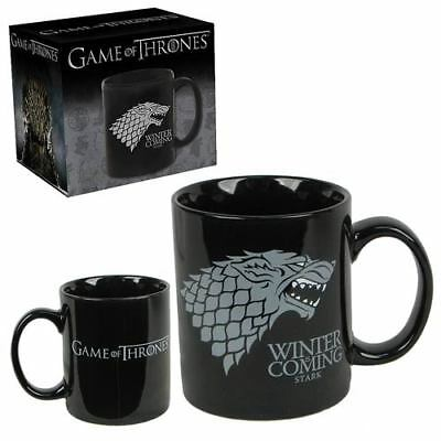Game of Thrones New * House Stark Mug * 11-Ounce Licensed Official Coffee Cup