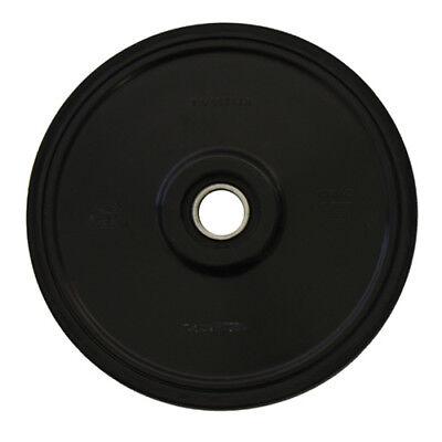 """PPD IDLER WHEEL BLACK 6.38/""""X.750/"""""""