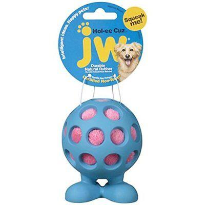 Jw Pet Company Hol-Ee Cuz Medium Dog Toy, Colors -
