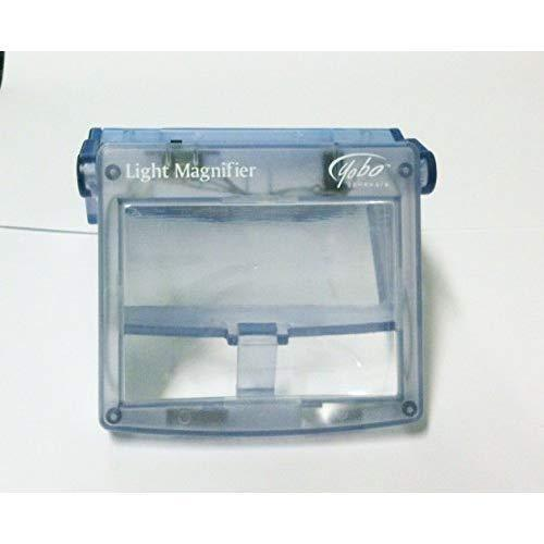 Light Magnifier For Nintendo Game Boy Advance Glacier Clear Blue For GBA 7E