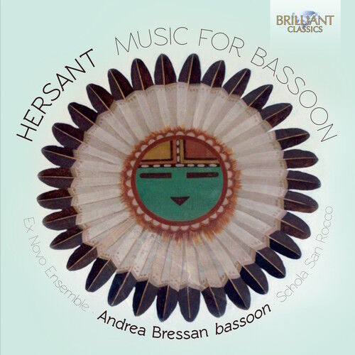 Hersant / Andrea Bre - Hersant: Music For Bassoon [New CD]