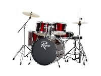 Hard Rock Drummer Wanted