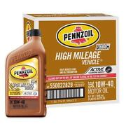 Pennzoil Bottle