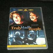 Truly Madly Deeply DVD