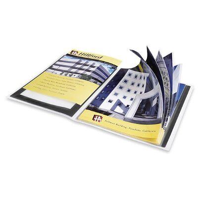 Avery Flexi-view Presentation Book - Letter - 9.50 X 11.50 8.50 X Ave47690