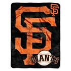 San Francisco Giants Blanket