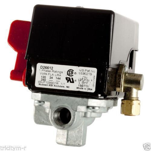 Craftsman Pressure Switch Ebay