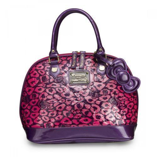 hello kitty leopard purse ebay