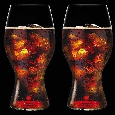 Riedel Coca-Cola Glas 2er-Set, Neuheit 2014 !! Colagläser (Neuheit Gläser)