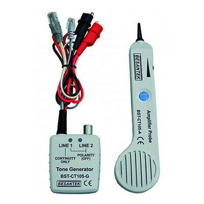 Besantek Bst-ct105 Cable Tracer Rj11 And Rj45