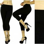 Womens Capri Leggings