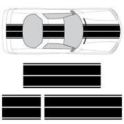 Camaro Rally Stripes