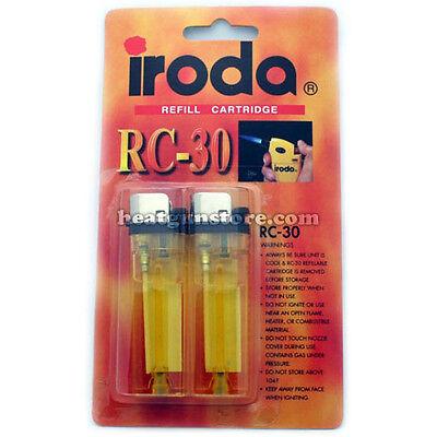 Iroda RC-30 Refillable Butane Cell for MICRO-JET Torch & MICRO-THERMO Heat Gun