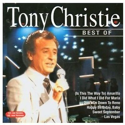 Tony Christie - Best of [New (Tony Christie Best Of Tony Christie)