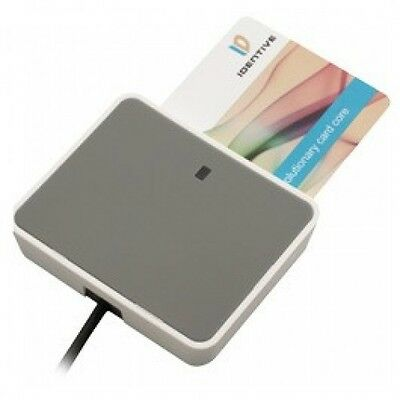 Identiv Scm Cloud 2700 F Usb Smart Card Reader Taa New