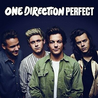 One Direction   Perfect  New Cd  Holland   Import