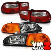 Honda Civic Hatchback Headlights