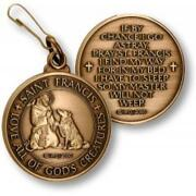 St Francis Dog Tag