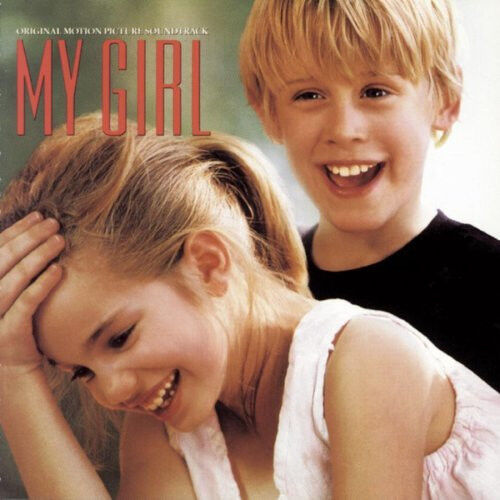 My Girl - Original Soundtrack tape