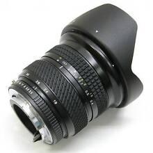 NIKON 19-35 AFd type lens - Tokina brand - FULL FRAME LENS Marrickville Marrickville Area Preview