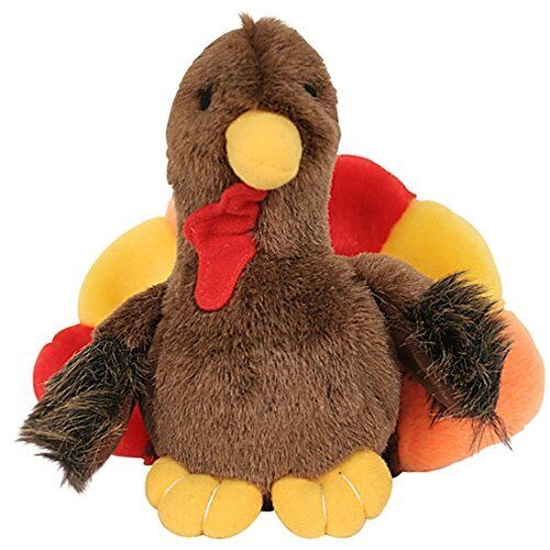 Multipet Holiday Talking Dog Toy - Tyler Turkey  (Free Shipping)