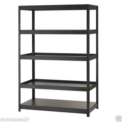 steel storage shelves industrial steel shelving ebay 26782
