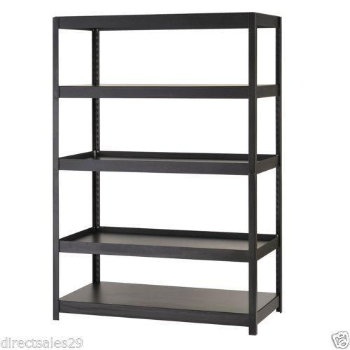 commercial metal shelving industrial steel shelving ebay 13753