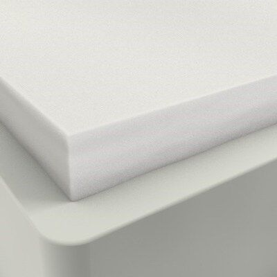 "4"" KING SIZE COMFORT SELECT 5.5 MEMORY FOAM MATTRESS PAD BED TOPPER"