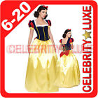 Unbranded Women's Regular Size Snow White Costumes