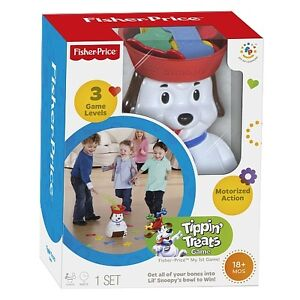 Fisher Price Lil' Snoopy Tippin' Treats Game BRAND NEW