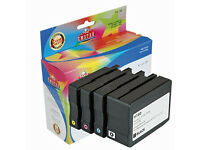 Compatible Printers: HP OfficeJet 6100/7610 H180 H183 Multi Pack H184 Remanufactured Ink CARTRIDGES