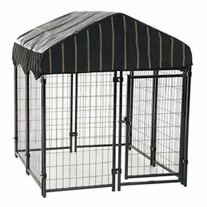 Heavy Duty Dog Cage 4' x 6'