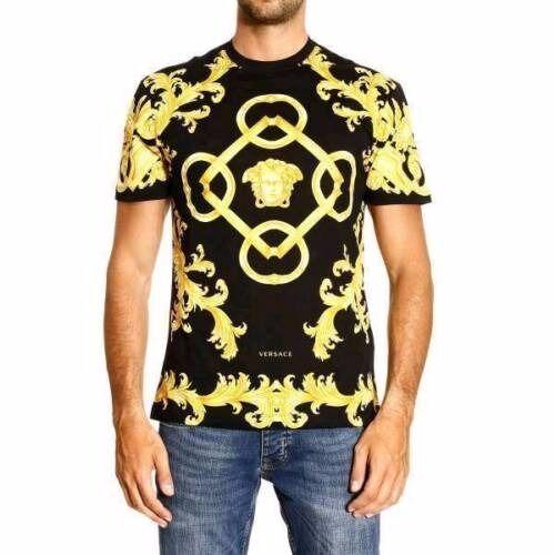 tee shirt versace baroque