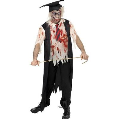 Smiffys High School Horror Zombie Headmaster Halloween Costume