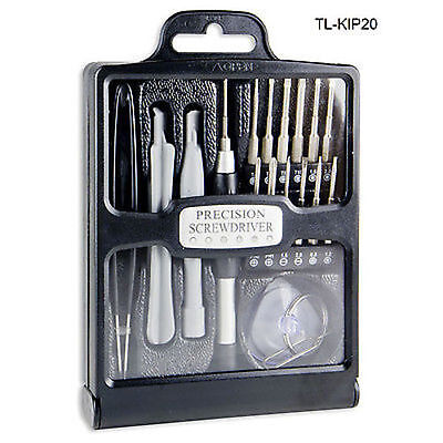 Cell Phone Tool/Repair Kit for iPhone and All Other Major Cellular Brands (Cellular Phone Tool Kit)