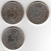 5 DM 1956