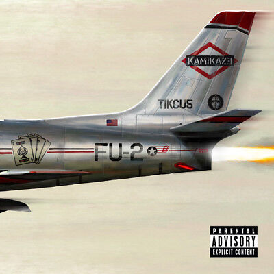 Eminem - Kamikaze [New CD] Explicit