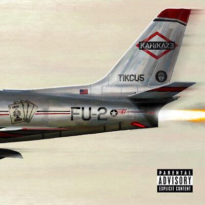 Eminem - Kamikaze [New CD] Explicit