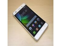 Huawei Mobile Phone Play - White, 8gb - Good condition