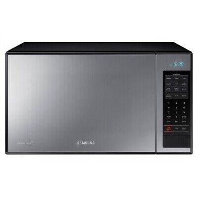 Samsung 1.4 cu. ft. Countertop Microwave in Stainless Steel