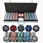 Clay Poker Chip Set