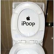 Toilet Seat Sticker