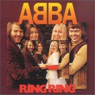 *NEW* CD Album Abba - Ring Ring (Mini LP Style Card Case)