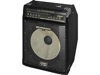 """Behringer Ultrabass Bass Amp BXL3000A 300 watts 15"""" aluminum-cone speaker"""